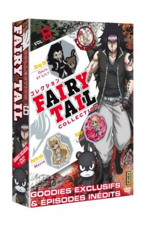 Fairy Tail Collection 6 Simple