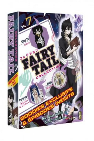Fairy Tail Collection 7 Simple
