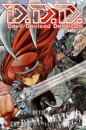D.D.D. - Devil Devised Departure 3 Simple