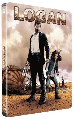 Logan édition Steelbook édition Noir & Blanc