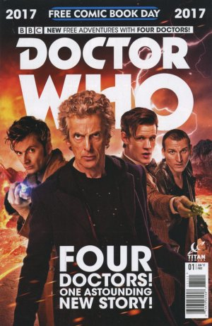 Free Comic Book Day 2017 - Doctor Who édition Issues (2017 - Ongoing)