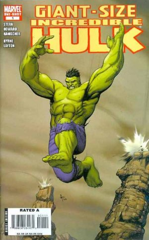 Giant-Size Incredible Hulk édition Issue (2008)