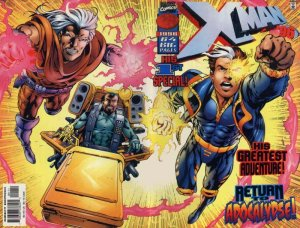 X-Man édition Issue Annual 1996