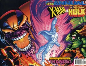 X-Man édition Issue Annual 1998