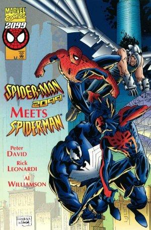 Spider-Man 2099 Meets Spider-Man # 1 Issue (1995)