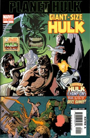 Giant-Size Hulk édition Issue (2006)