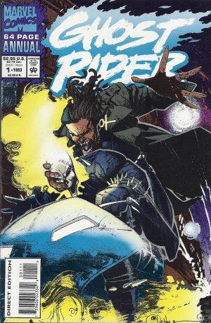 Ghost Rider # 1993 Issues V3 - Annuals (1993 - 1994)