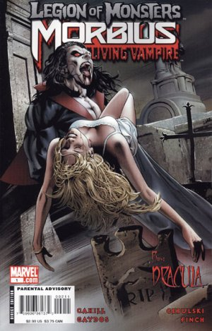 Legion of Monsters - Morbius the Living Vampire édition Issue (2007)