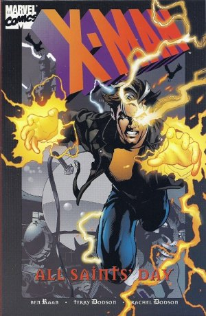 X-Man - All Saints' Day # 1 Issue (1997)