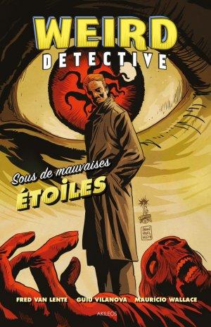 Weird Detective édition TPB hardcover (cartonnée)