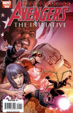 Avengers - The Initiative édition Annual (2008)