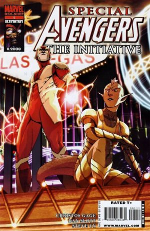 Avengers - The Initiative édition Special (2009)