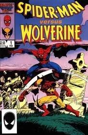 Spider-Man Vs. Wolverine édition Issue (1987)