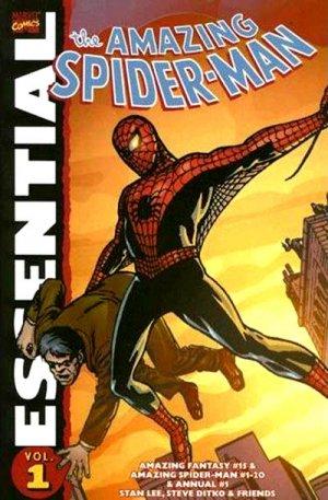 Essential Spider-Man # 1