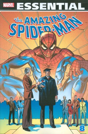 The Amazing Spider-Man # 8 TPB Softcover (1996 - 2012)