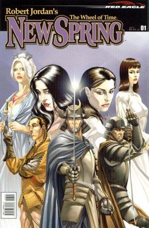 La roue du temps - Nouveau printemps édition Issues - Red Eagle (2005 - 2006)
