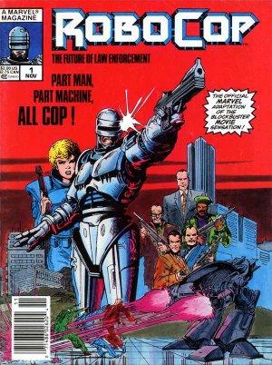 Robocop édition Magazine (1987)