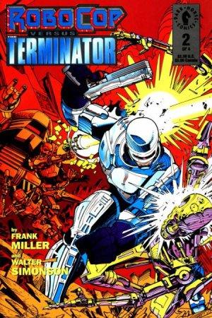 Robocop vs Terminator 2