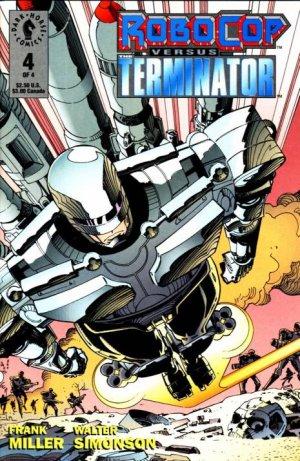 Robocop vs Terminator 4