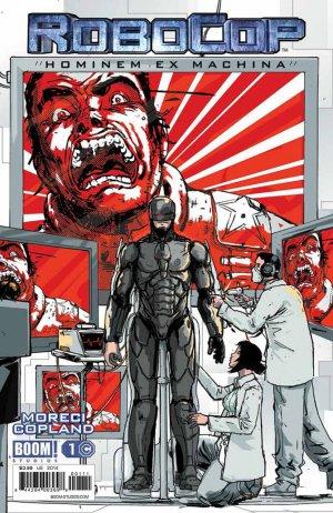 RoboCop - Hominem Ex Machina édition Issues (2014)