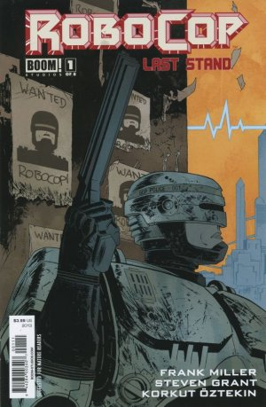 Robocop - Last Stand édition Issues (2013 - 2014)