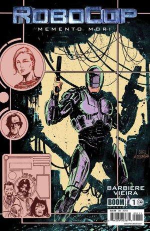 Robocop - Memento Mori édition Issues (2014)