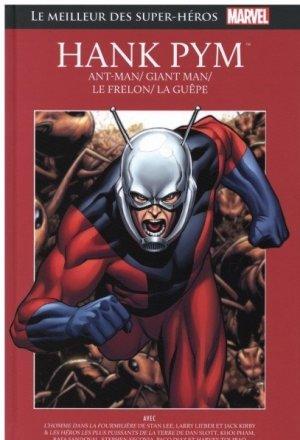 Le Meilleur des Super-Héros Marvel 35 -  Hank Pym