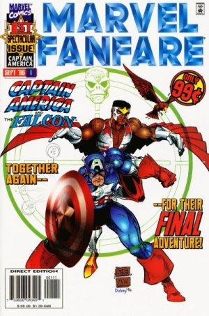 Marvel Fanfare édition Issues V2 (1996 - 1997)
