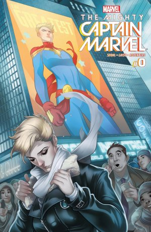 The Mighty Captain Marvel # 0 Issues (2016 - 2017)