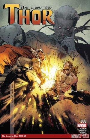 Thor - La guerre de l indigne # 3 Issues (2016 - 2017)