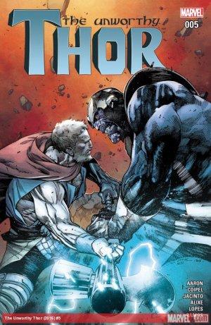Thor - La guerre de l indigne # 5 Issues (2016 - 2017)