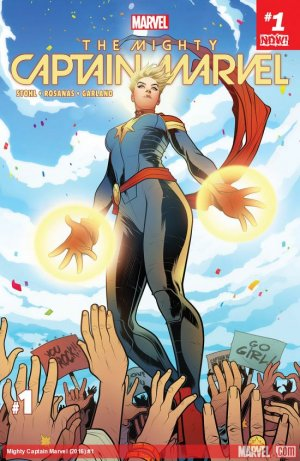 The Mighty Captain Marvel # 1 Issues (2016 - 2017)