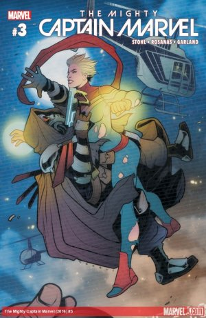 The Mighty Captain Marvel # 3 Issues (2016 - 2017)