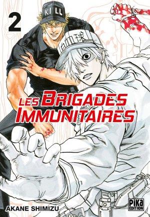 Les Brigades Immunitaires 2 Simple