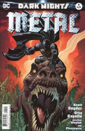 Dark Nights - Metal édition Issues (2017 - 2018)