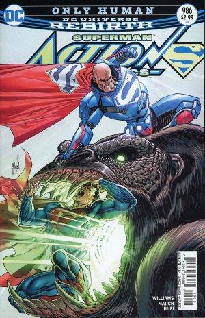 Action Comics # 986