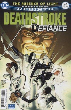 Deathstroke # 22