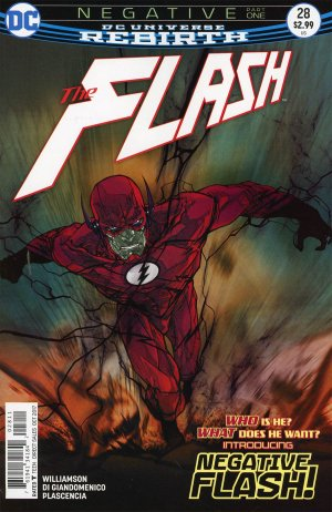The Flash - Rebirth # 28 Issues V5 (2016 - Ongoing) - Rebirth