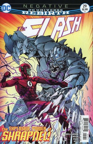 Flash # 29 Issues V5 (2016 - Ongoing) - Rebirth