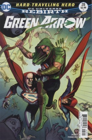 Green Arrow # 28 Issues V6 (2016 - Ongoing)
