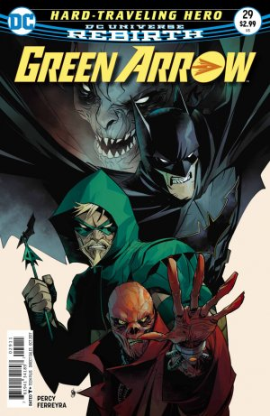 Green Arrow # 29 Issues V6 (2016 - Ongoing)