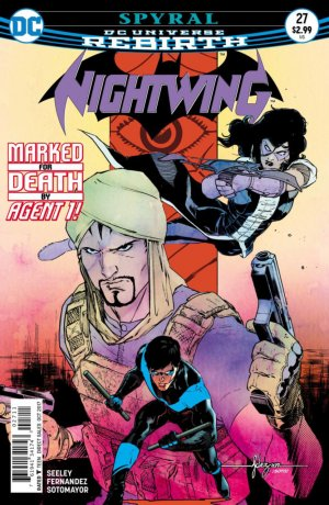 Nightwing # 27 Issues V4 (2016 - Ongoing) - Rebirth