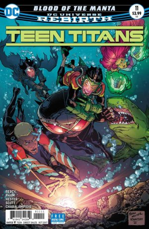 Teen Titans # 11 Issues V6 (2016 - Ongoing)