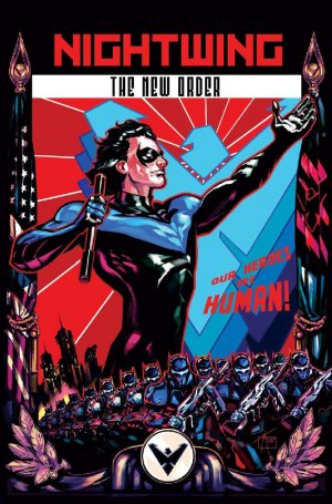 Nightwing - The New Order # 1 Issues (2017)