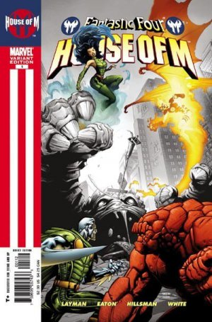 Fantastic Four - House of M # 1 Issues (2005)