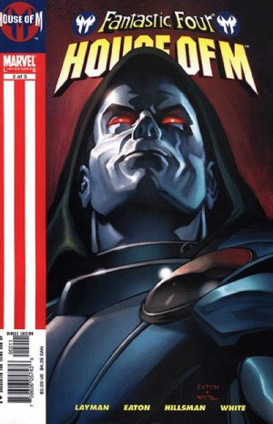 Fantastic Four - House of M # 2 Issues (2005)