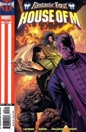 Fantastic Four - House of M # 3 Issues (2005)