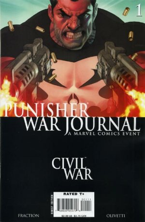 Punisher War Journal édition Issues (2007 - 2009)