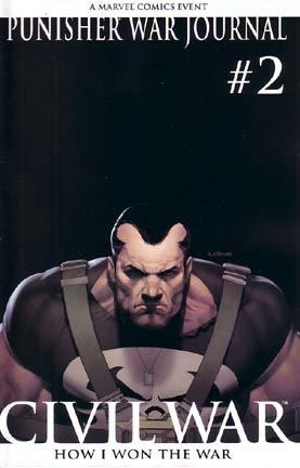 Punisher War Journal # 2