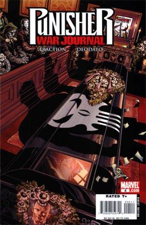 Punisher War Journal # 4 Issues (2007 - 2009)